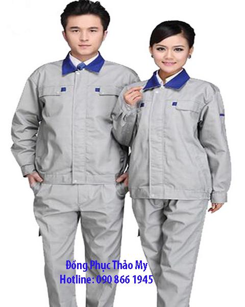 dong phuc cong nhan